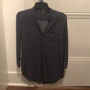 Market & Spruce blouse